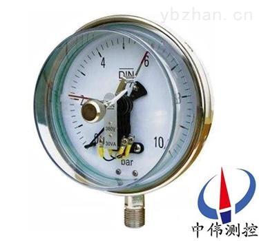 YXCG-100抗振磁簧電接點壓力表