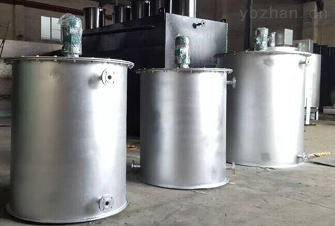 白山市屠宰场污水处理设备实惠报价