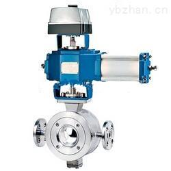ZSBV-16气动保温V型调节阀