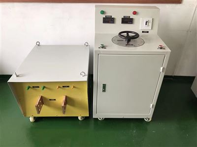 500A大电流发生器升流器定制长时间
