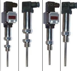 JCJ100ZB-铂电阻pt100螺纹固定温度传感器