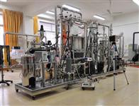 JY-QJC-001大气环境监测与治理综合实训平台