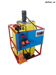 PE桶加药装置厂商/小型号药剂投加设备