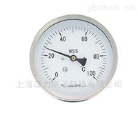 WSS系列轴向型双金属温度计