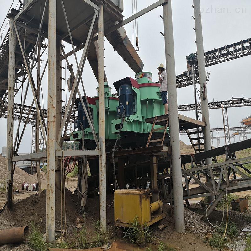 沃力機械制砂機人工制砂設備,應運而生。