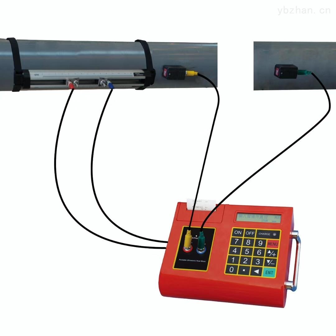 TUF-2000H-手持式超声波流量计