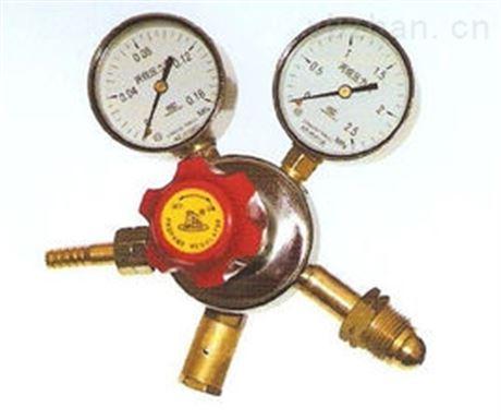 全铜黄铜丙烷减压器
