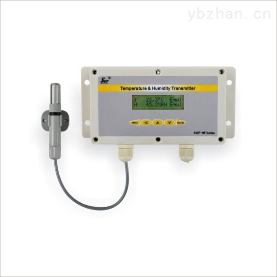 SWP-HF系列温湿度、露点变送控制器