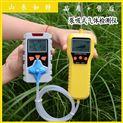 便攜式氣體檢測報警儀同時檢測四種氣體