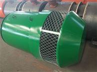 局部通風機消聲器結構原理: