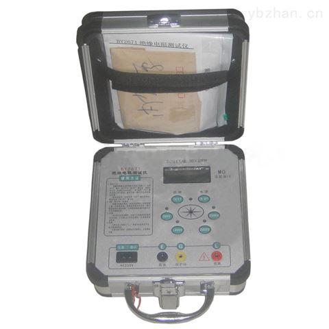 承试设备绝缘电阻测试仪