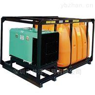 SEL-1325V-2柴油式隔音温水型高压清洗机スーパー工业