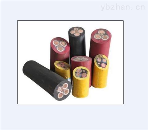 MZ矿用电钻橡套电缆3*4+1*4电缆价格