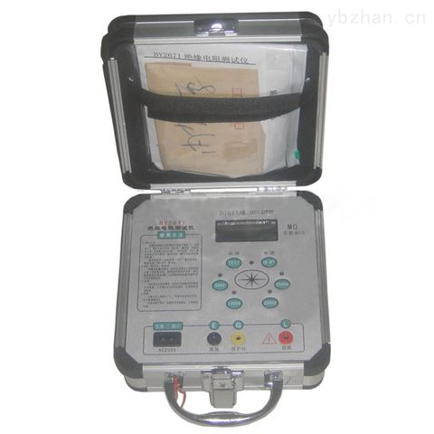 绝缘电阻测试仪承修设备