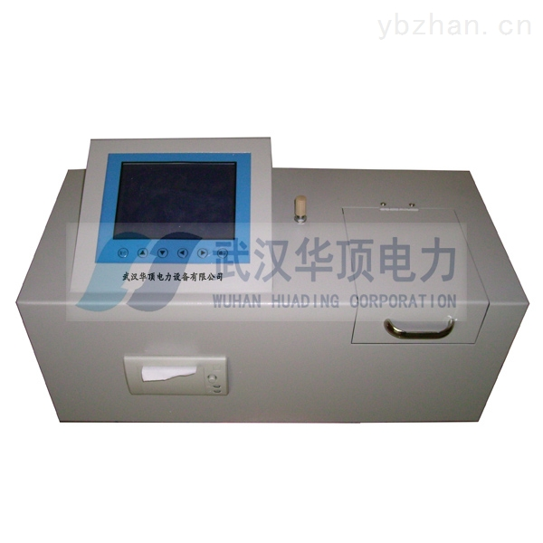 承德市变压器油酸值测定仪原理