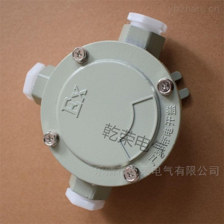 防爆电源接线盒 电伴热防爆分线盒