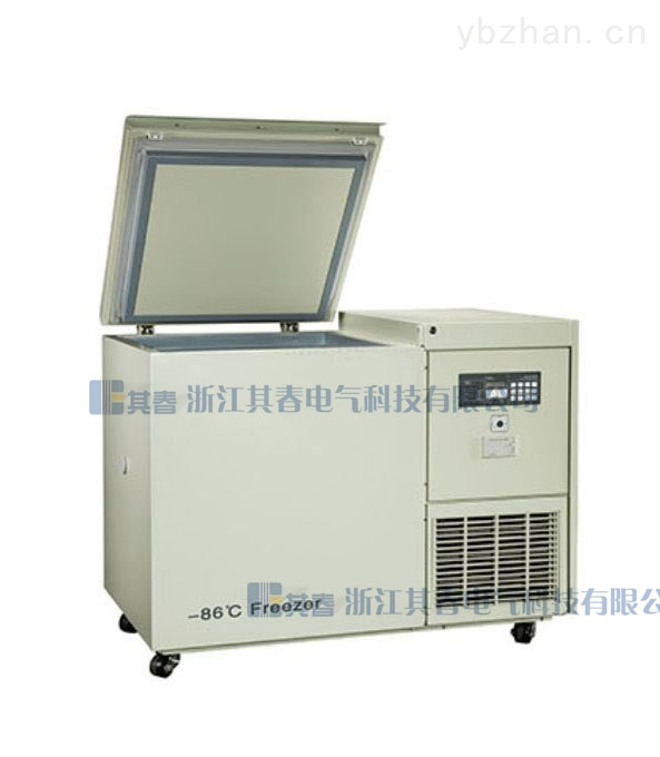 BL-DW138HW臥式頂開門超低溫防爆冰箱報價