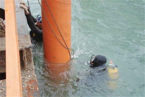 水底作业(贺州市打捞潜水员)