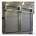 佛山硬质车库门特种保温双层铝板 快速门