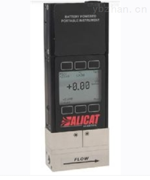 Alicat LB系列便攜式液體流量計