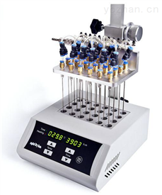 干式氮吹仪 24孔报价