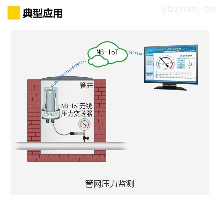 DATA-5234-无线压力变送器/数字压力表产品