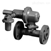 Fisher 627F 型指揮器作用式調壓器