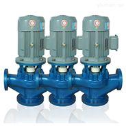 氟塑料立式管道離心泵