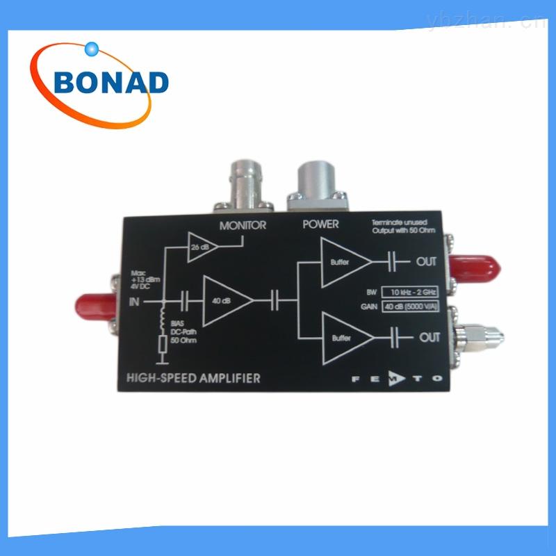 德国FEMTO*H高速GHZ电压放大器