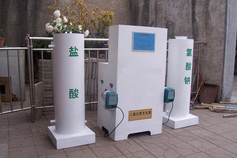 贵州清镇半自动二氧化氯发生器技术说明