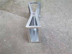 B=152喉宽152型标准不锈钢巴歇尔槽报价