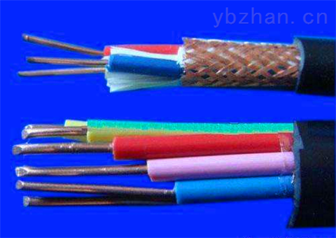 控制电缆KF46F46-2*1.0