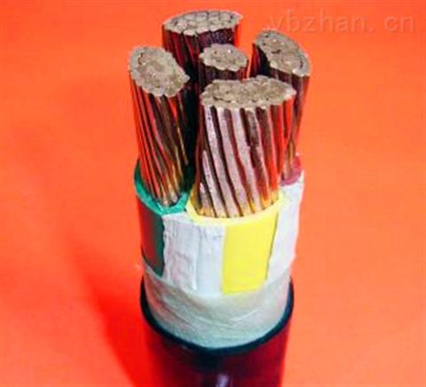 地埋带铠阻燃电缆ZR-YJV22