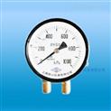 表盤¢60~¢150 精度1.6級可定制雙針壓力表