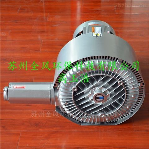 双叶轮旋涡气泵