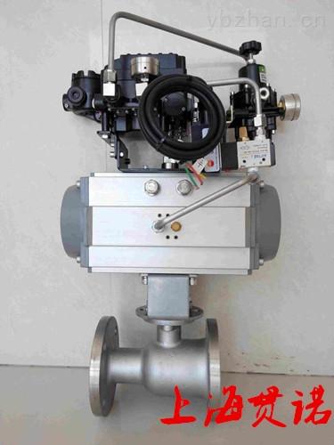 耐高温球阀Q641PPL-16P Q641M-16P一体式气动高温球阀