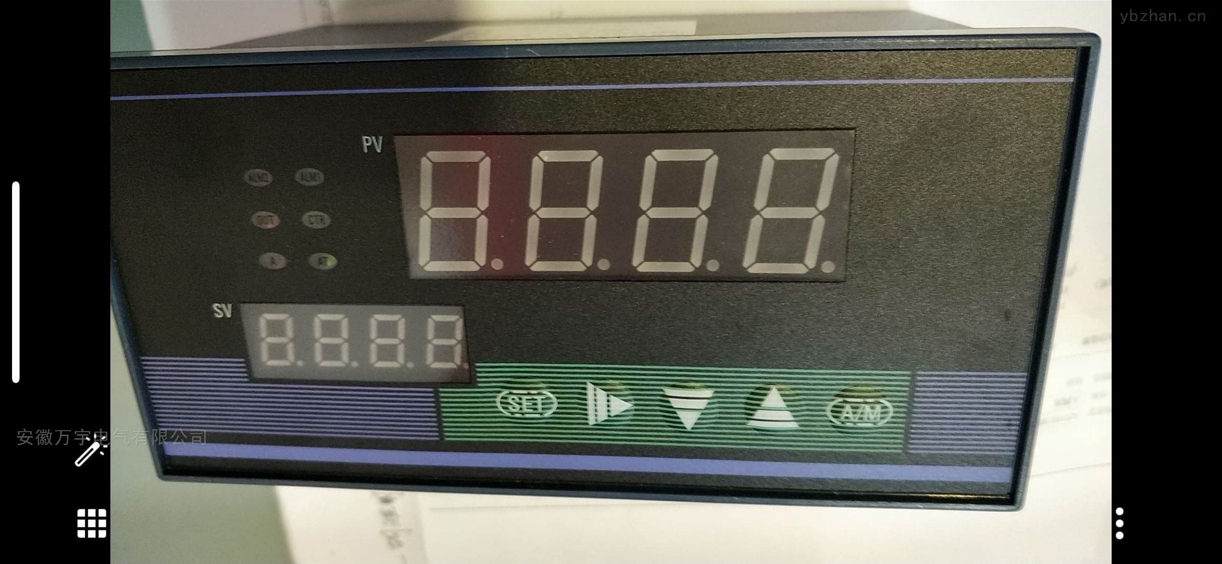 数显控制仪 万宇电气