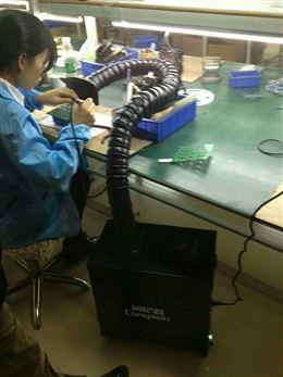 锡炉焊锡的烟怎么处理电子厂浸锡烟如何去掉