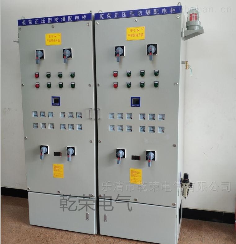 分析仪专用防爆正压柜