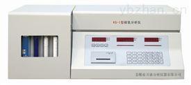 KS-1型碳氢分析仪