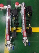 油水分离器不锈钢材质电伴热电加热液位计