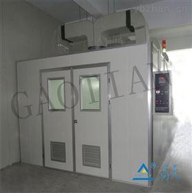 恒温老化房高温试验室参数结构及特点