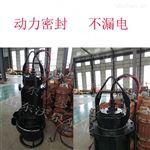 泥灰泵 沃泉WJQ高濃度灰漿泵 清淤電動泵