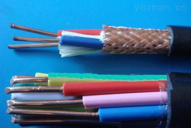 耐高溫控制電纜ZR-KFVP