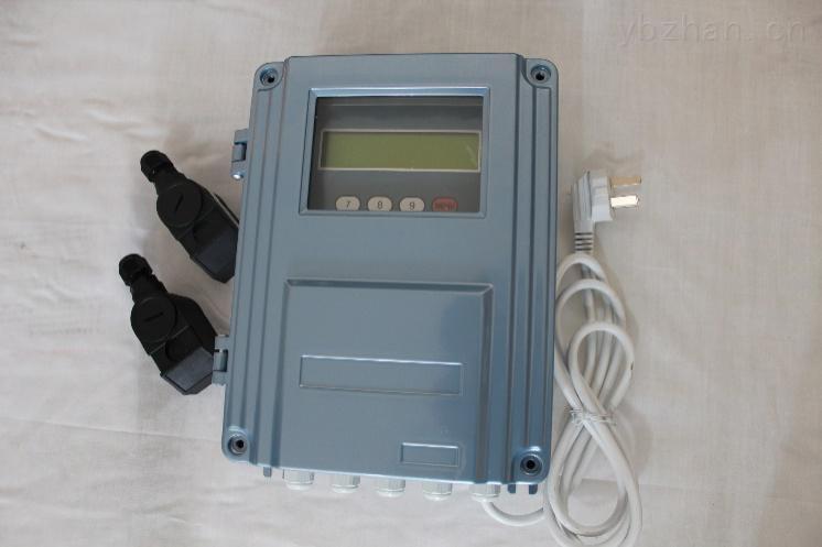 新疆石河子TDS-100F1AB固定外夾式超聲波流量計廠家直供