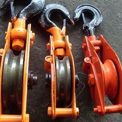 五级承试设备起重滑车资质设备