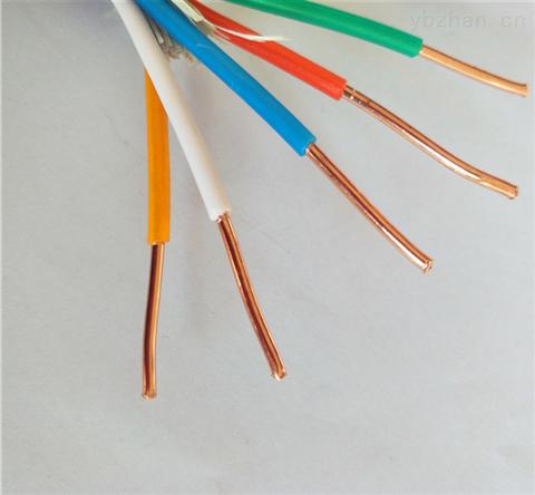 KVVR-5×2.5㎜²软芯控制电缆