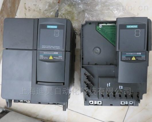西门子MM430/MM440变频器报警F0003解决