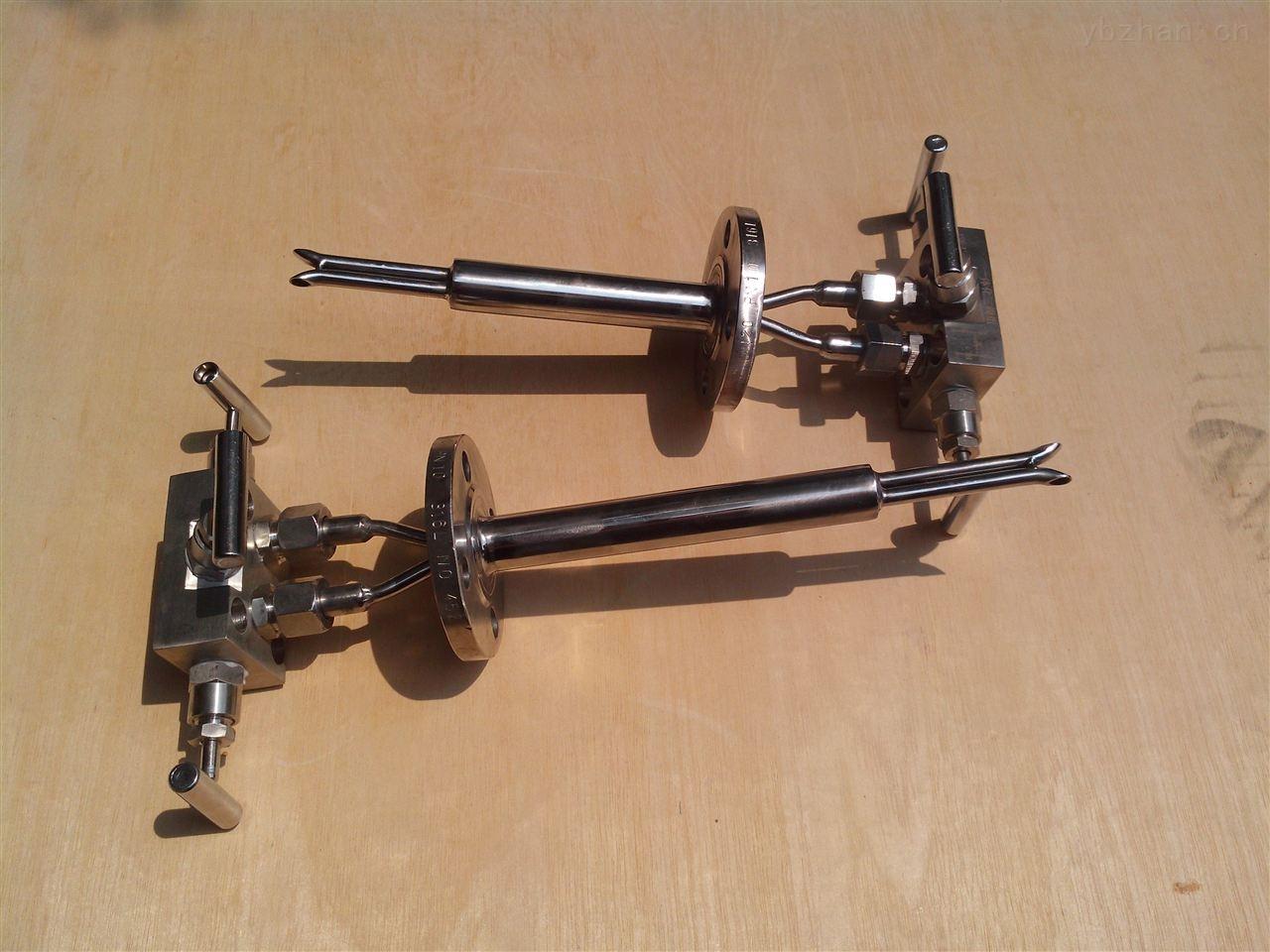 法兰盘式皮托管/可代替进口皮托管