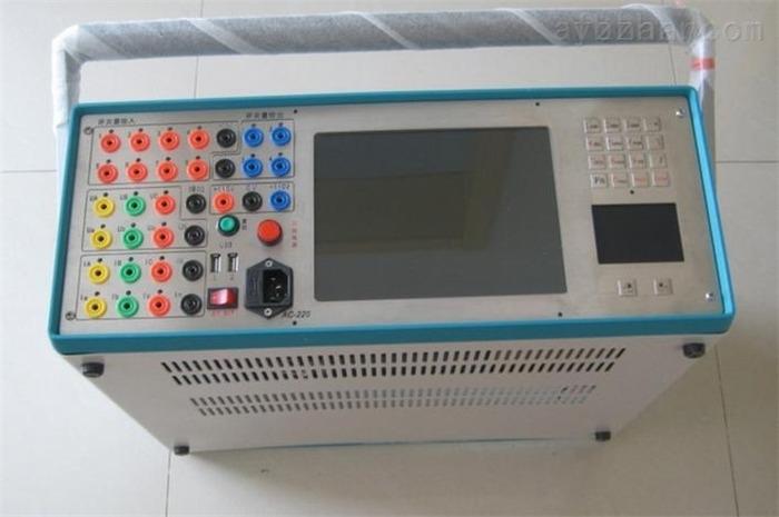 湖北省承試設備繼電保護測試儀